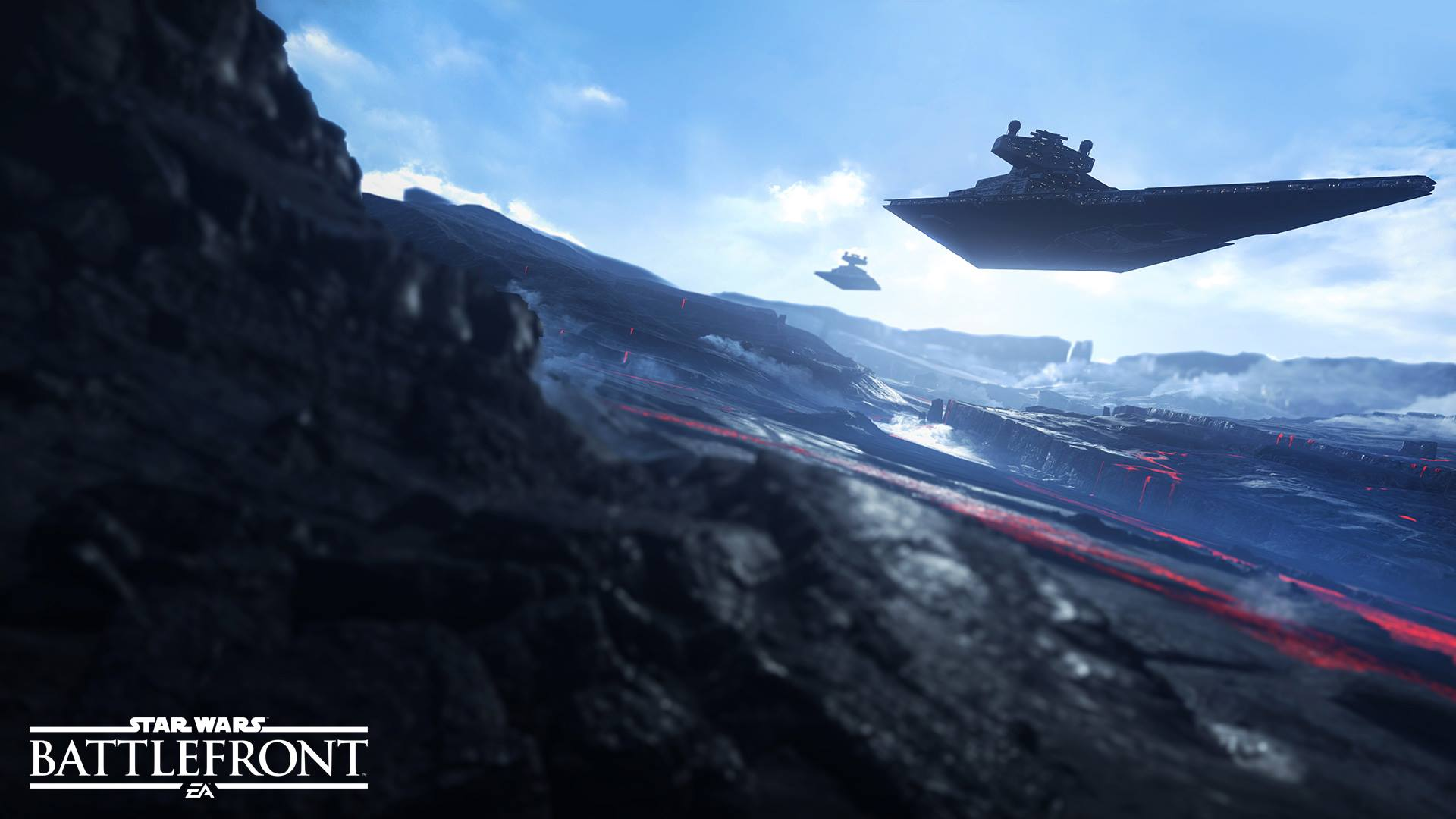star wars battlefront video game wallpaper 48663 1920x1080 px