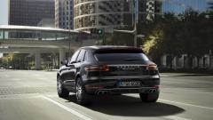 Black Porsche Macan Wallpaper 48704