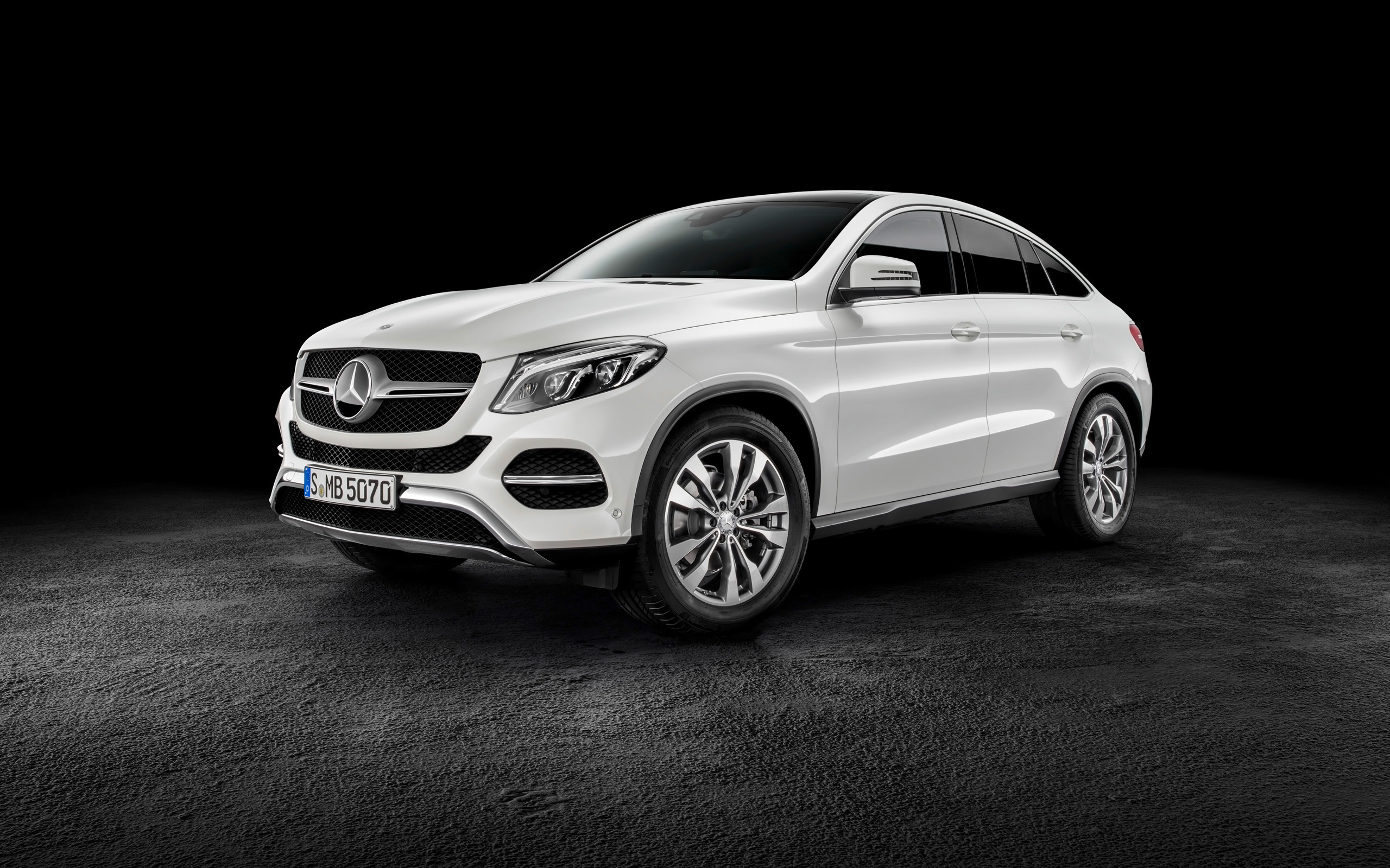 2015 mercedes benz gle coupe wallpaper 47555