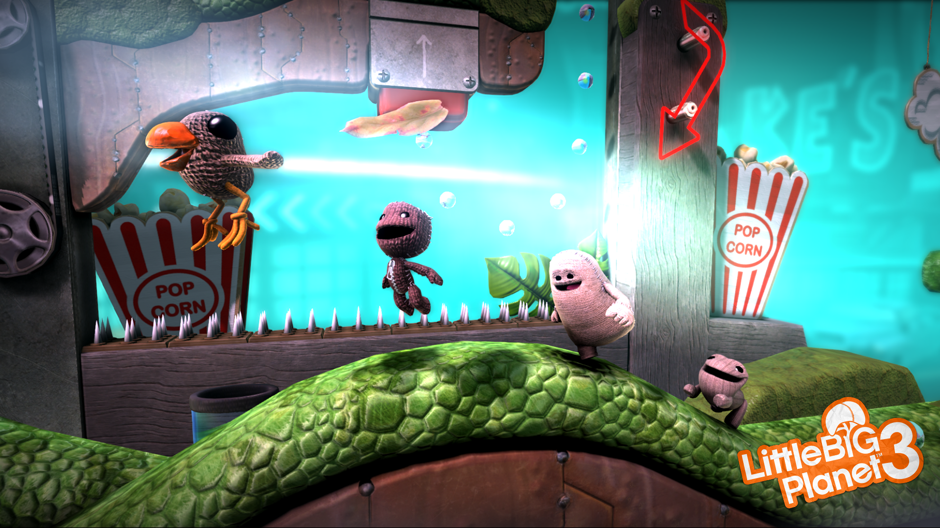 little big planet 3 wallpaper 46650