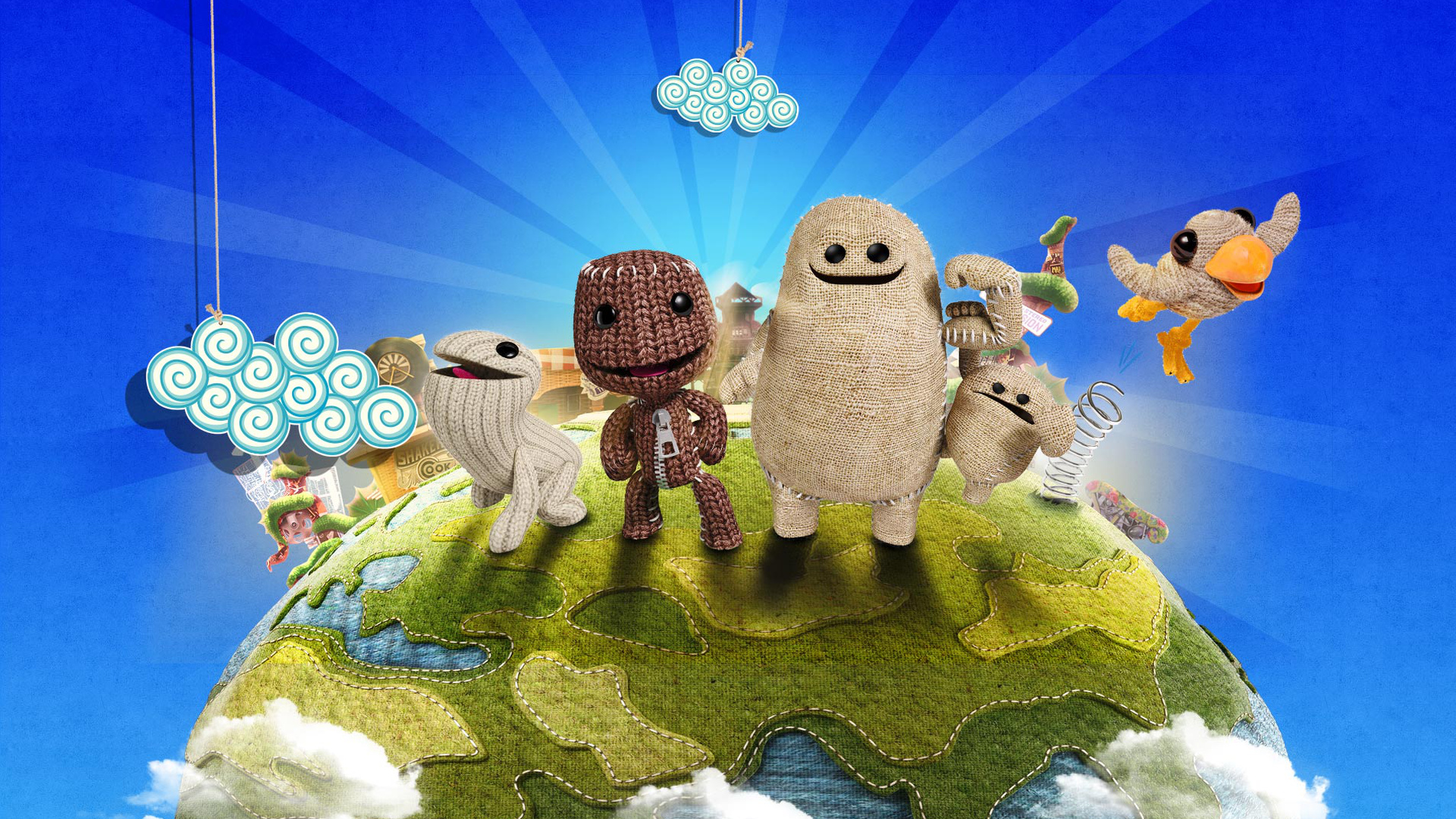 little big planet 3 wallpaper 46651