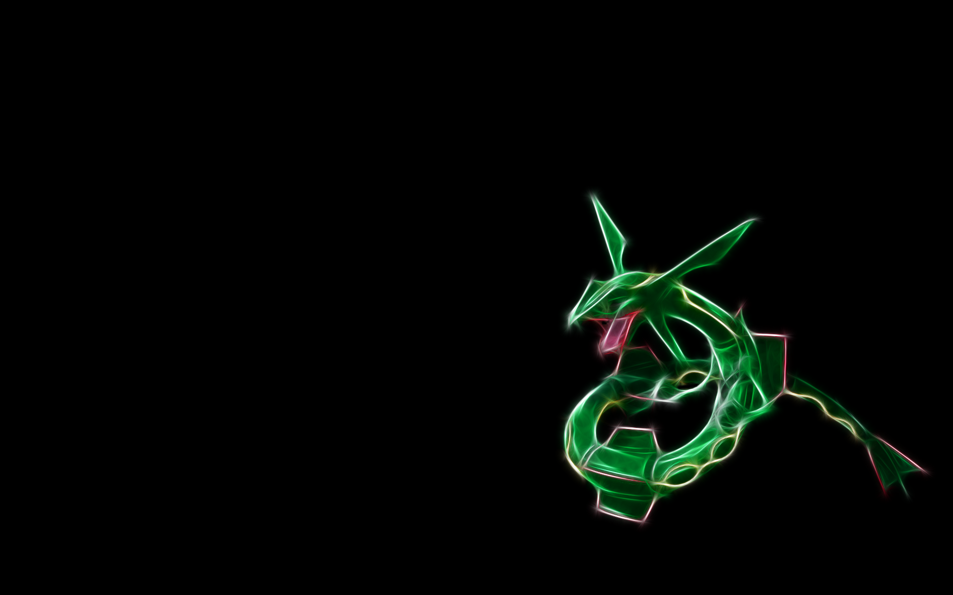 emerald rayquaza wallpapers - photo #10