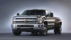 2015 Chevrolet Silverado Wallpaper 47613