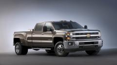 2015 Chevrolet Silverado Wallpaper 47614