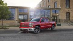 2015 Chevrolet Silverado Wallpaper HD 47611