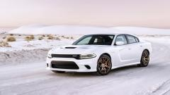 2015 Dodge Charger SRT Hellcat Wallpaper 47616