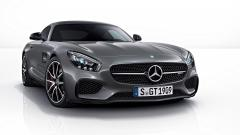 2015 Mercedes AMG GT S Edition Front View Wallpaper 47560