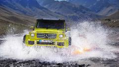 2015 Mercedes Benz G500 4x4 Wallpaper 47548