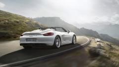 2015 Porsche Boxster Wallpaper 47539