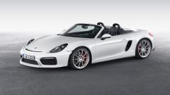 2015 Porsche Boxster Wallpaper 47540