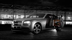 2015 Rolls Royce Wraith Wallpaper HD 47546