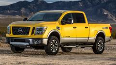 2016 Nissan Titan XD Wallpaper HD 47566