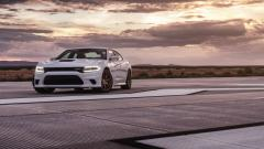 Fantastic 2015 Dodge Charger SRT Hellcat Wallpaper 47619