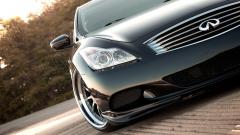 Infiniti G37 Close Up Wallpaper 46229
