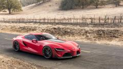 Toyota FT 1 Concept Wallpaper 47603