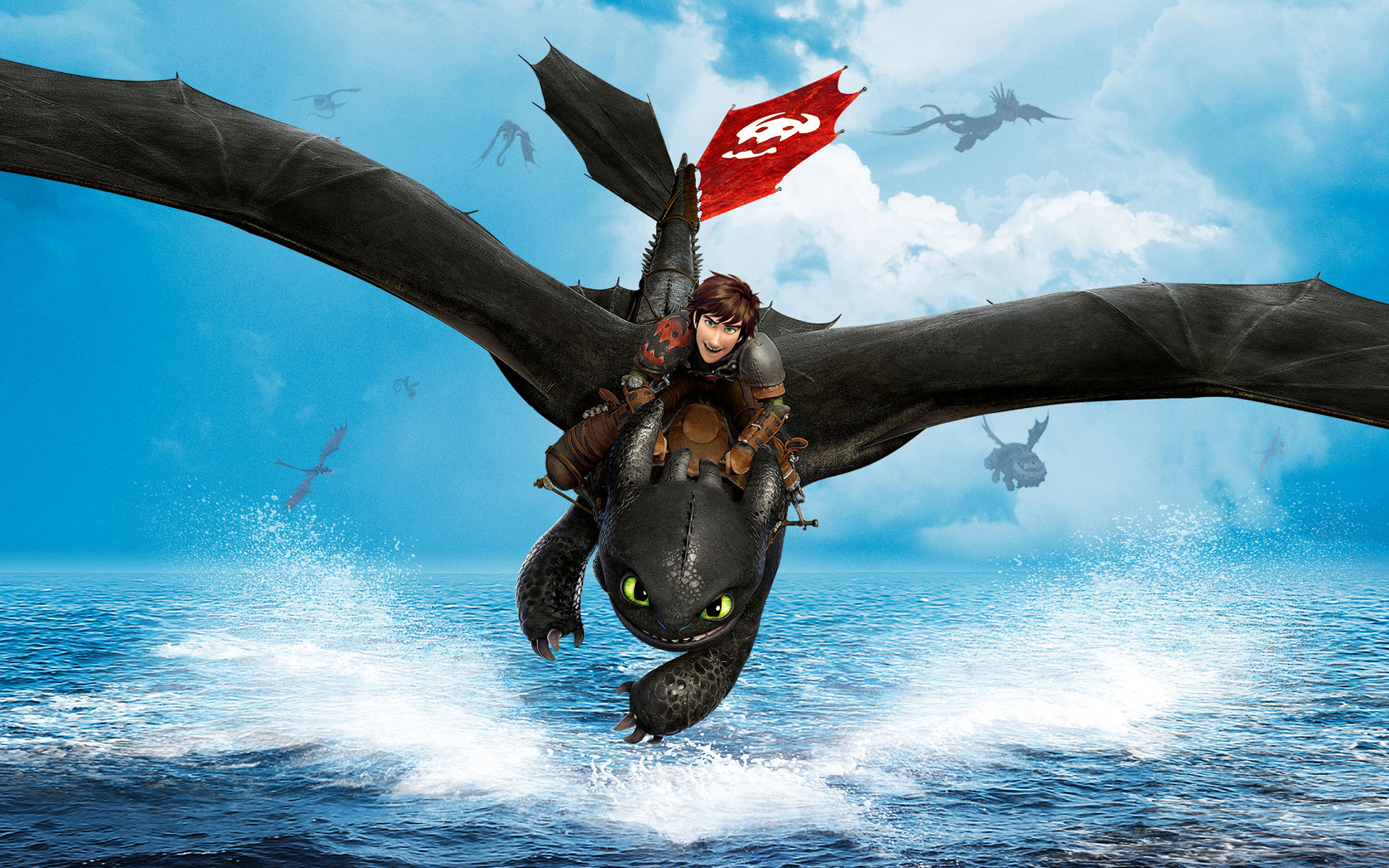 Awesome How To Train Your Dragon Wallpaper 46762 1920x1200px