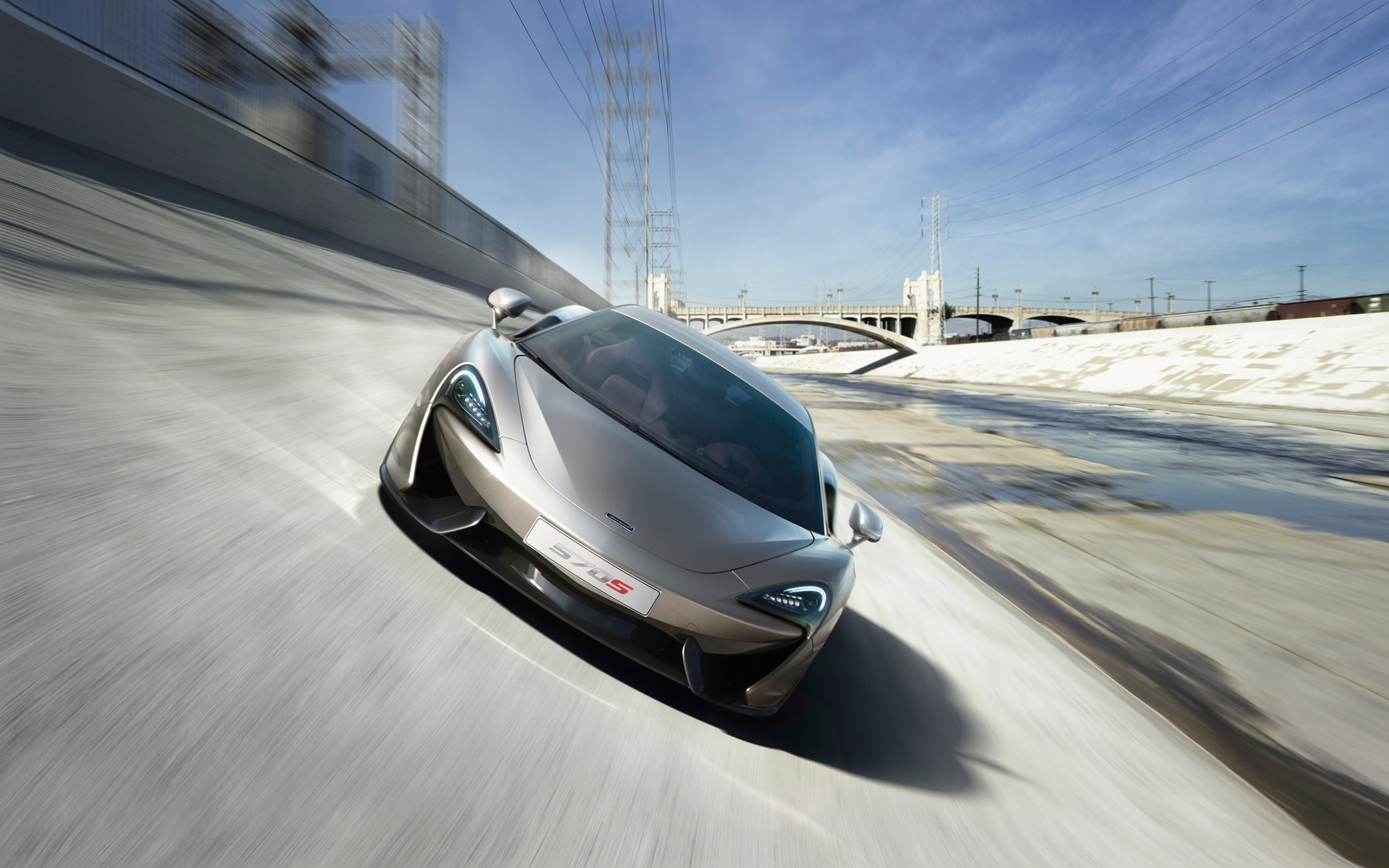 awesome mclaren 570s wallpaper 46917