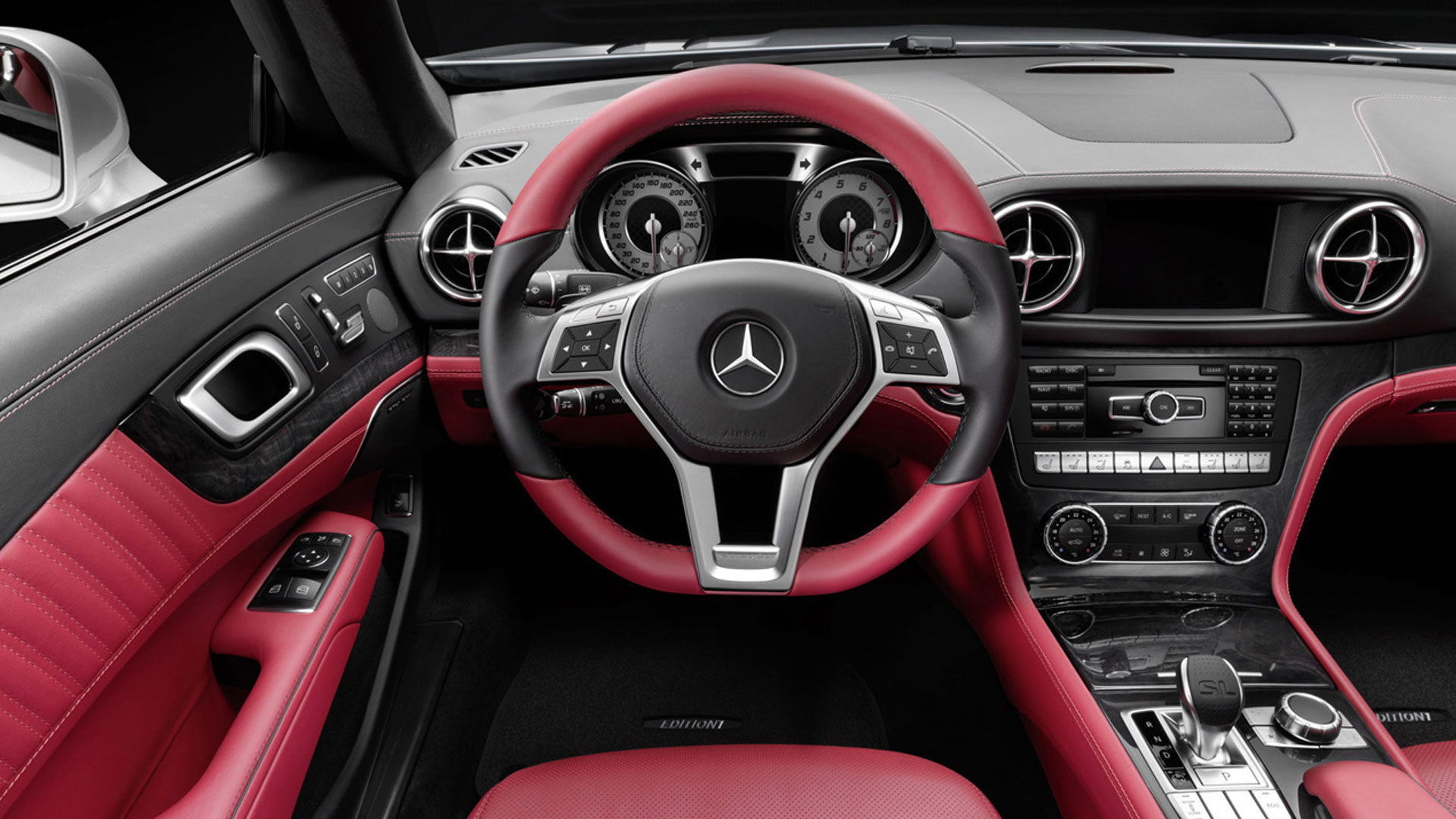 Awesome Mercedes Interior Wallpaper 45820 1920x1080px