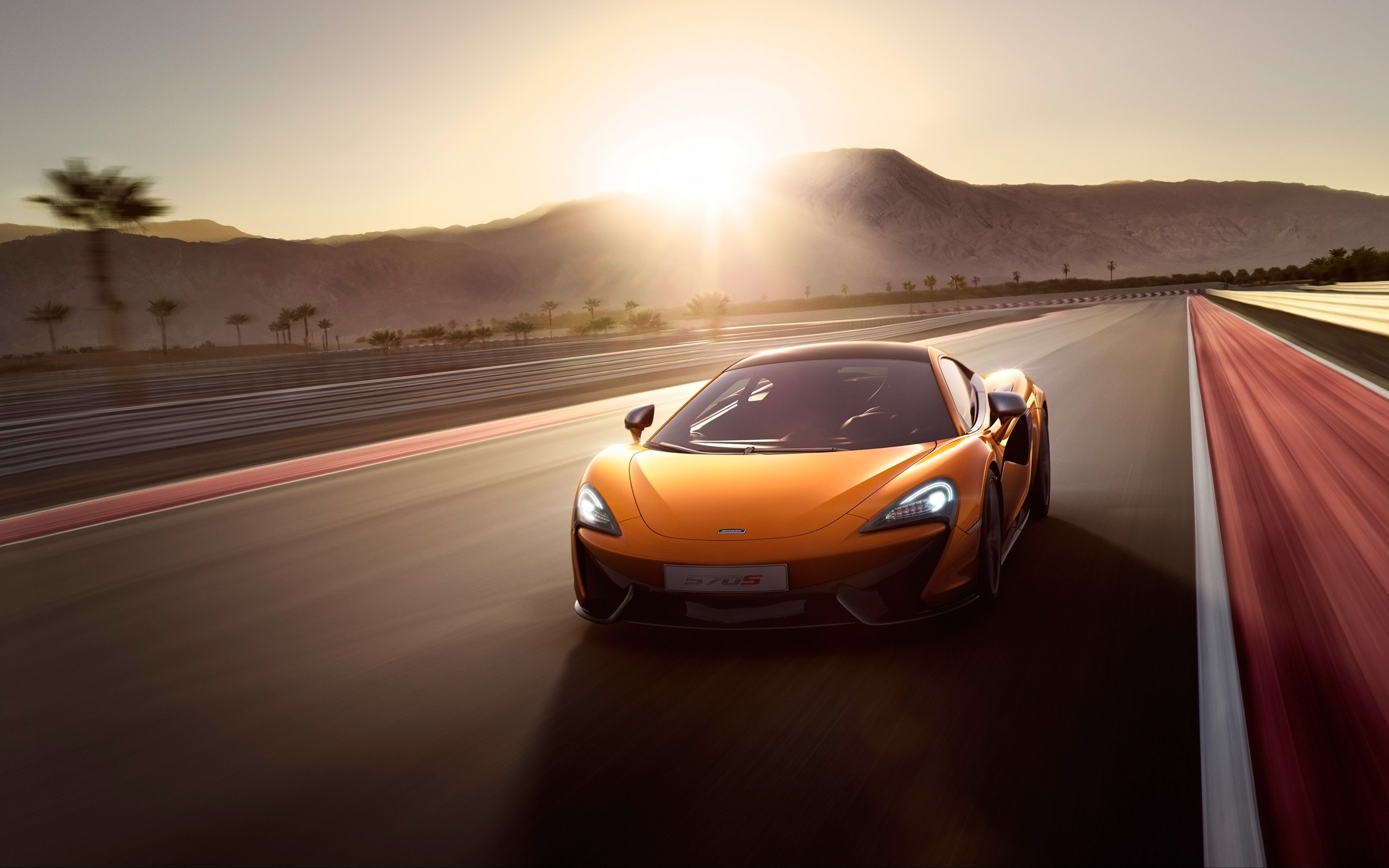 beautiful mclaren 570s wallpaper 46915