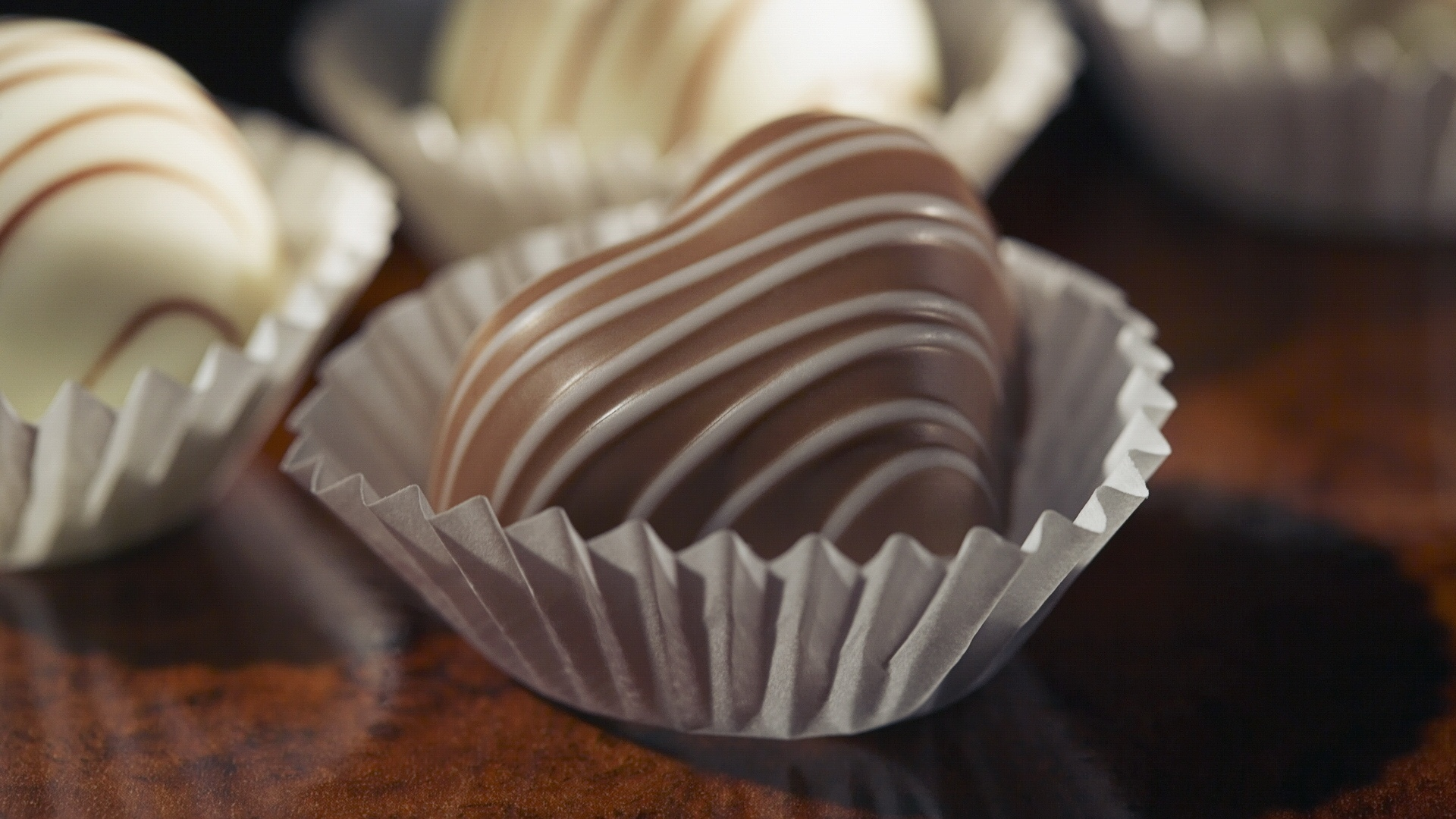 chocolate heart candy wallpaper 45201