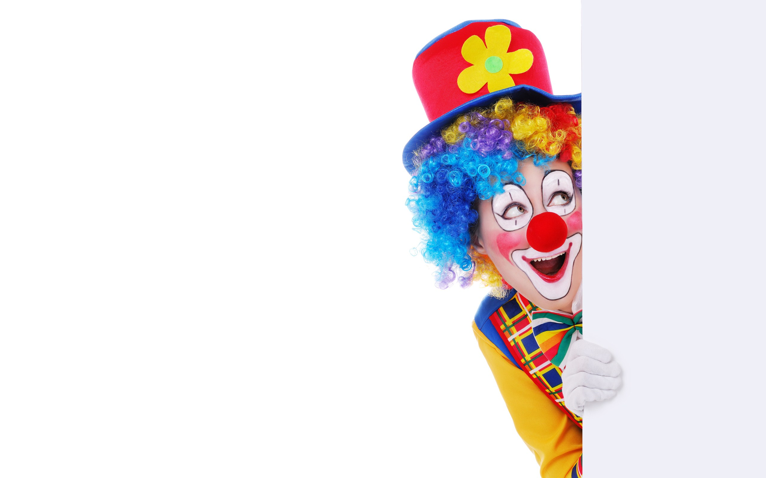Clown Wallpaper 46786 2560x1600 Px HDWallSource