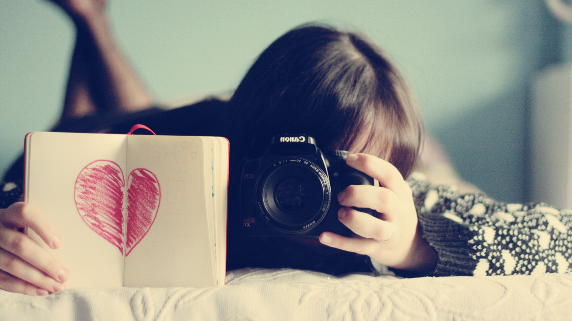 Cute Camera Wallpaper