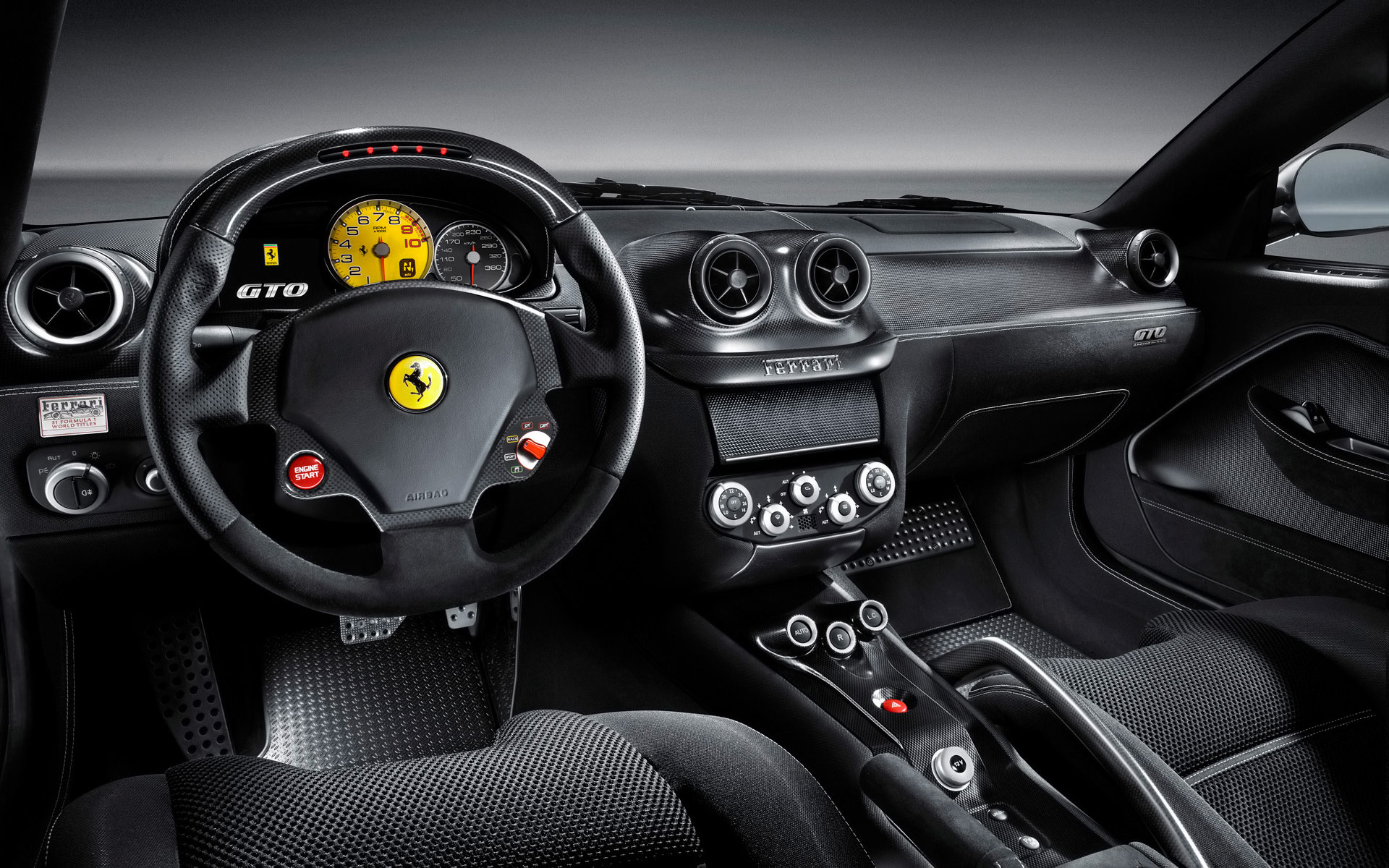 Ferrari interior wallpaper hd 45800 1920x1200 px for Interior wallpaper