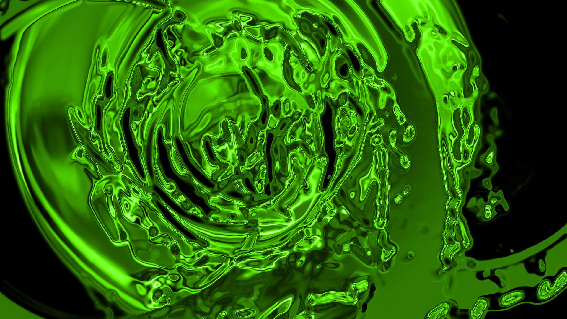 green wallpaper 47754