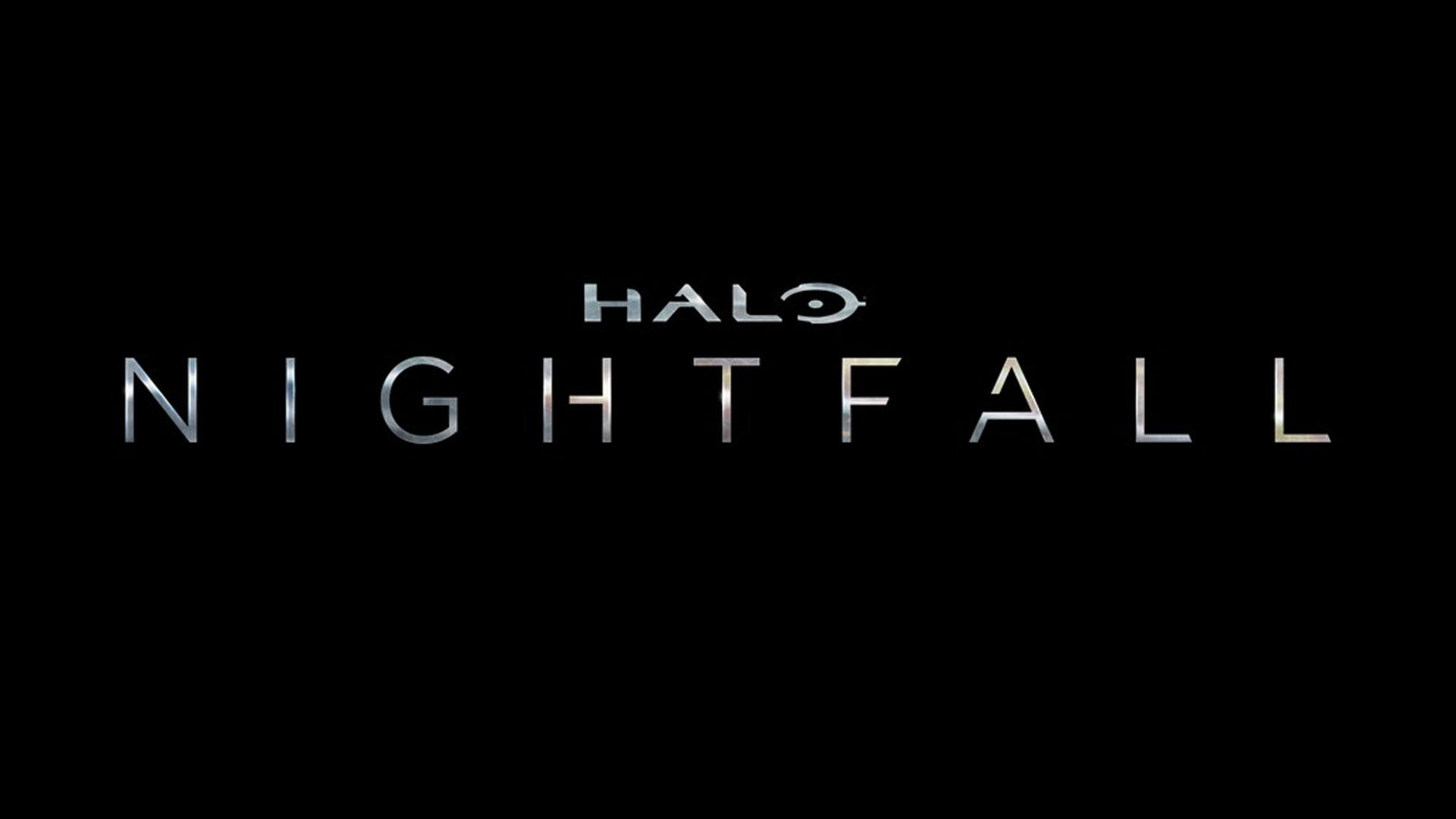 halo nightfall logo wallpaper 47174