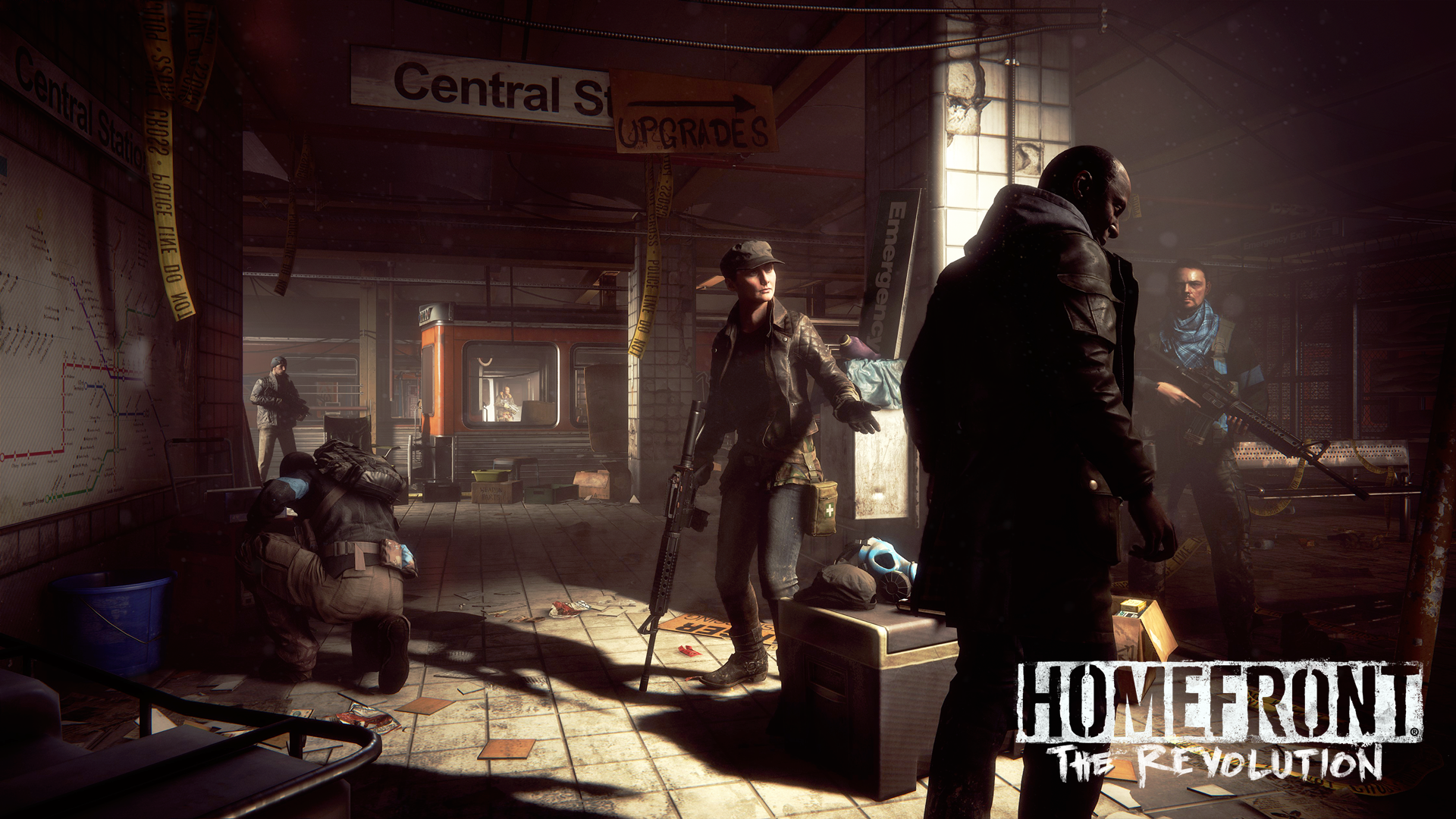 homefront the revolution wallpaper 46774
