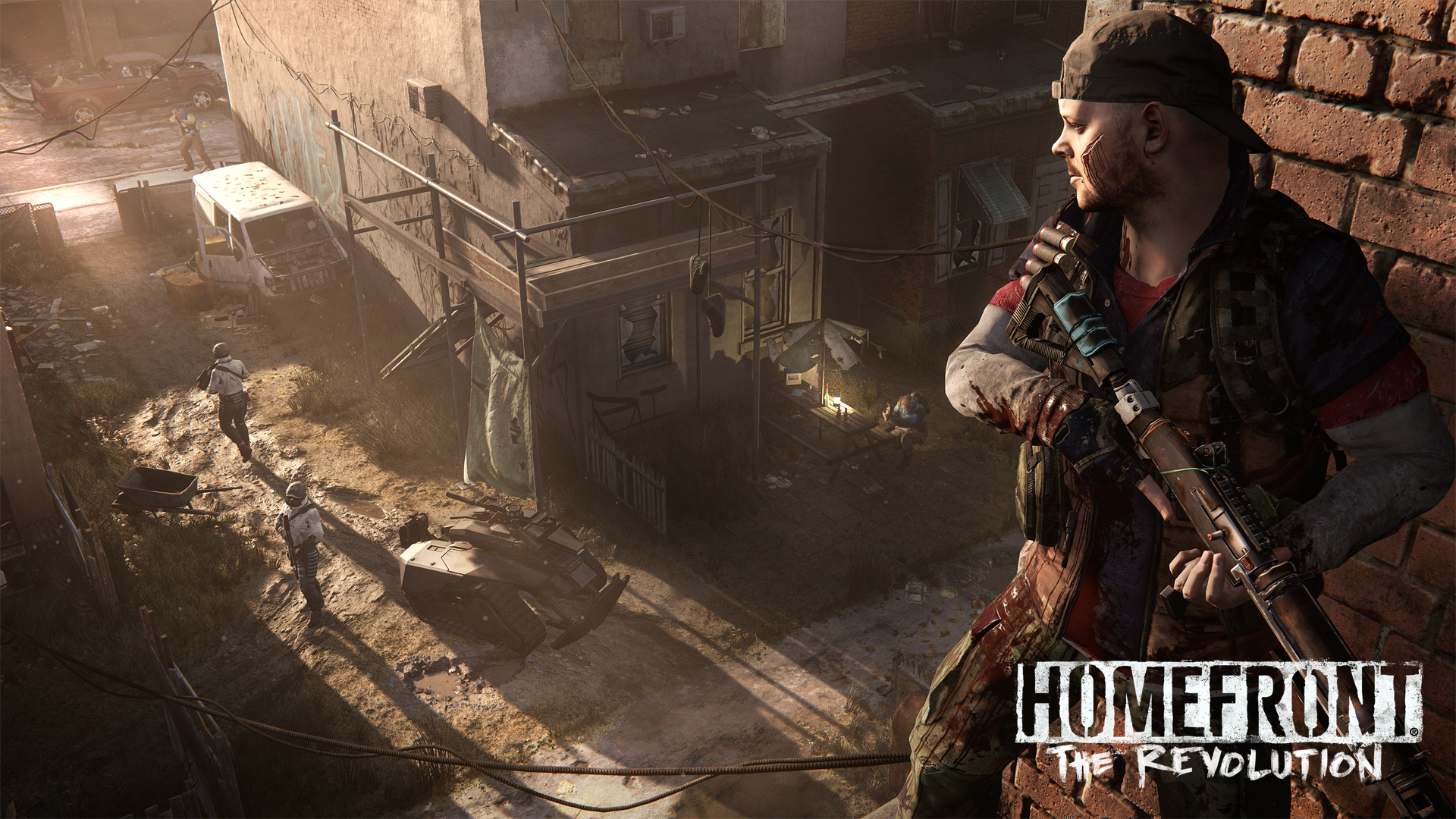homefront the revolution wallpaper hd 46773