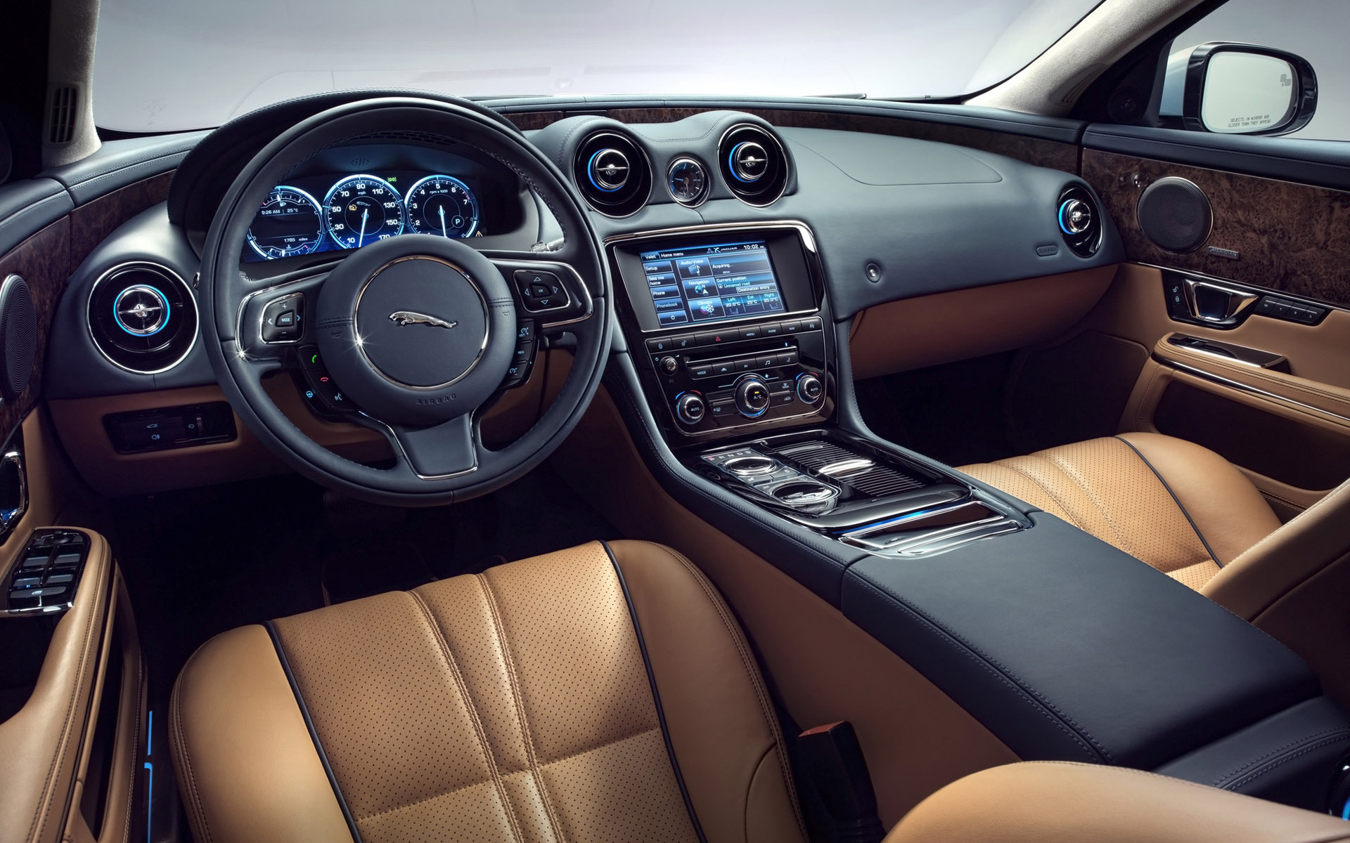 Jaguar Interior Wallpaper Hd 45809 1920x1200 Px Hdwallsource Com