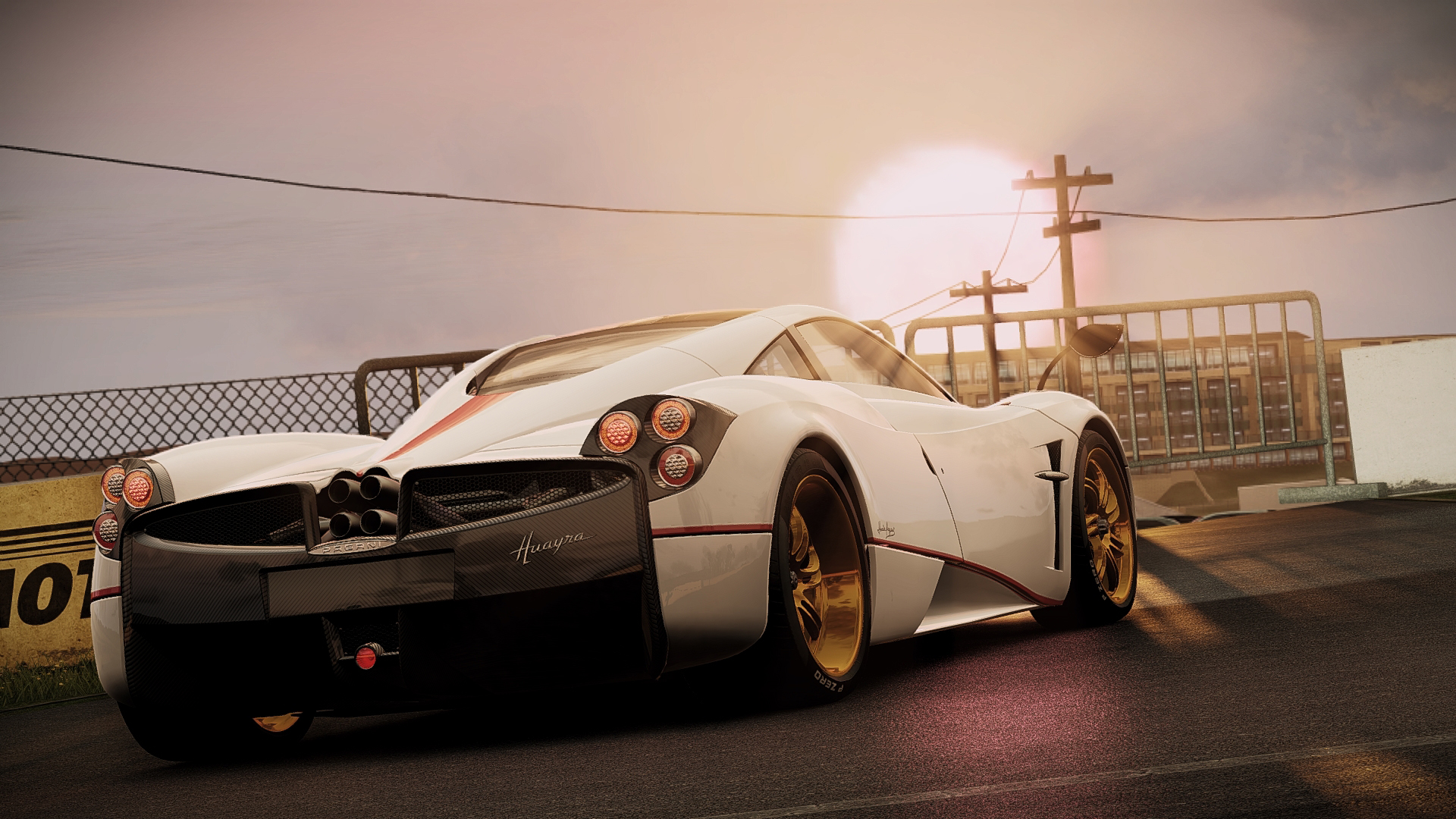 project cars pagani huayra wallpaper 46906