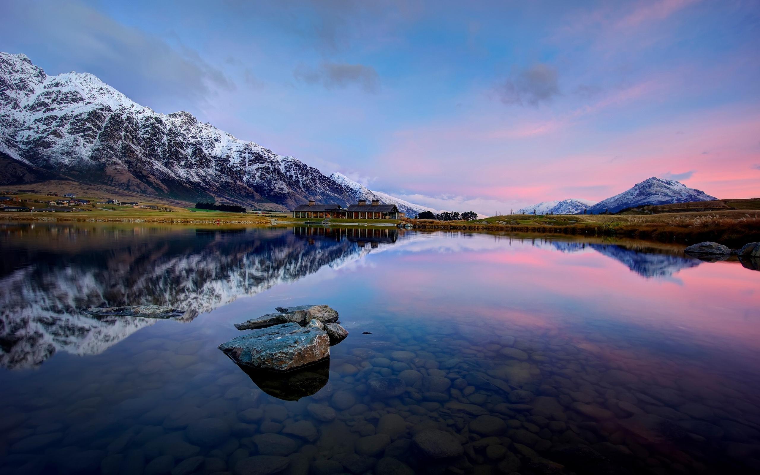 stunning reflection wallpaper 46411
