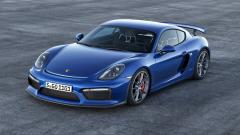 2015 Porsche Cayman GT4 Wallpaper 46923