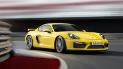 2015 Porsche Cayman GT4 Wallpaper 47779
