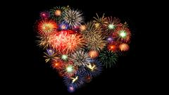Cute Fireworks Wallpaper 47156