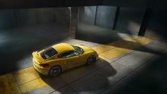 Fantastic Porsche Cayman GT4 Wallpaper 47783