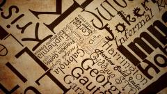 Fantastic Typography Wallpaper 47139