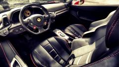 Ferrari Interior Wallpaper 45798