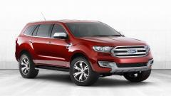 Ford Everest Concept Wallpaper 47722