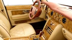 Luxurious Bentley Interior Wallpaper 45812