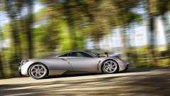 Pagani Rolling Shot Wallpaper 46910