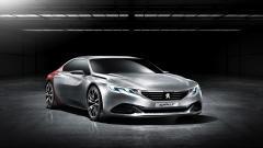 Peugeot Exalt Concept Front View Wallpaper 47728