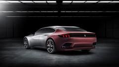 Peugeot Exalt Concept Rear View Wallpaper 47727