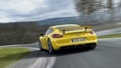 Porsche Cayman GT4 Wallpaper 47778