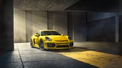 Porsche Cayman GT4 Wallpaper HD 47781