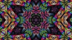 Psychedelic Fractals Wallpaper 46983
