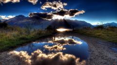 Reflection Wallpaper 46408