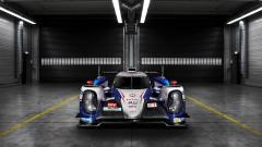 Toyota TS040 Hybrid Race Car Front View Wallpaper 47721